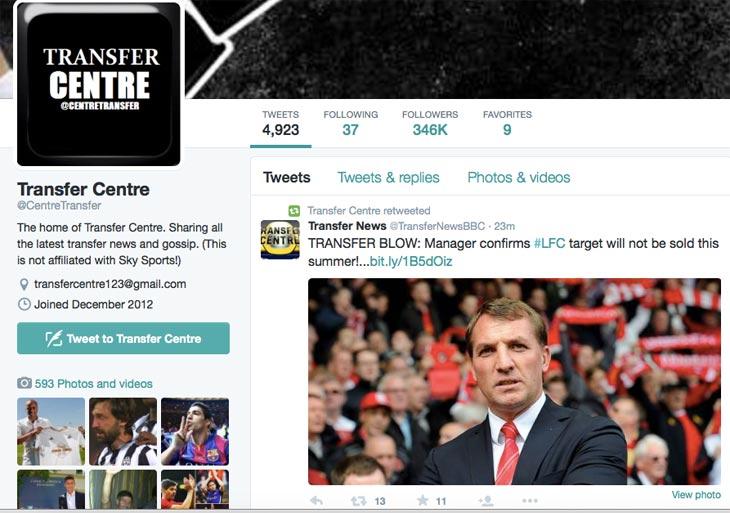 UTD-transfer-news-on-best-social-accounts