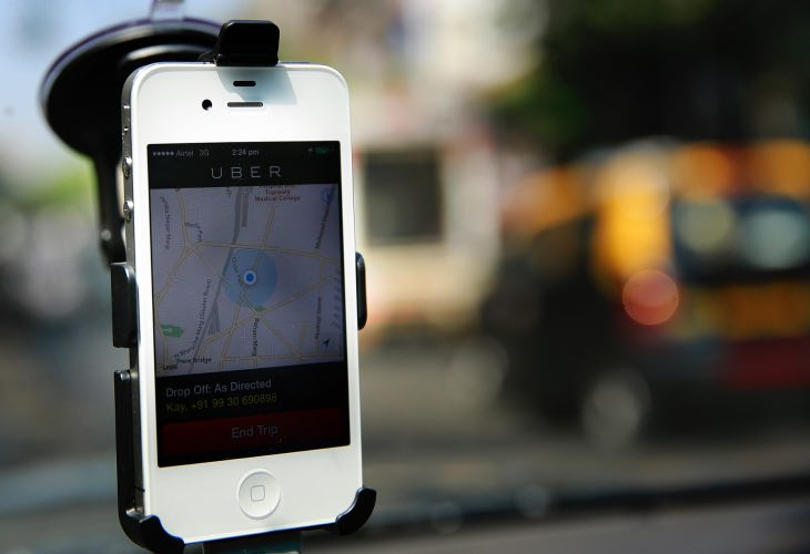 Uber rivals face bans in India following New Delhi decision
