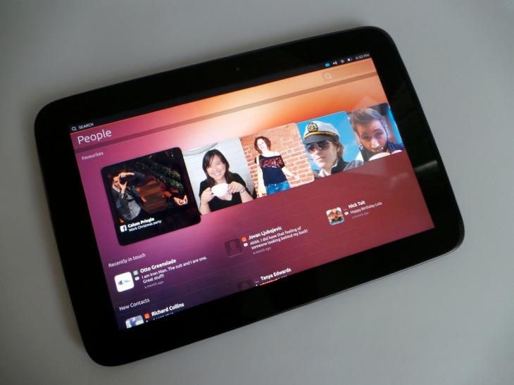 Ubuntu 13.10 for Nexus 7 tablet