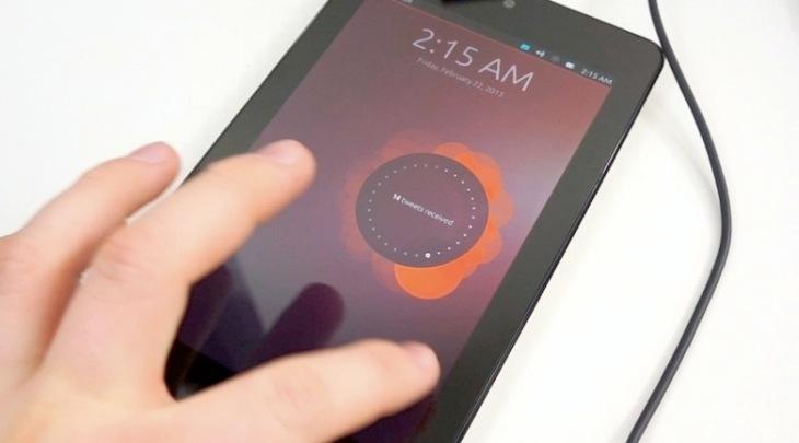 Ubuntu Touch for the Nexus 7 is impressive