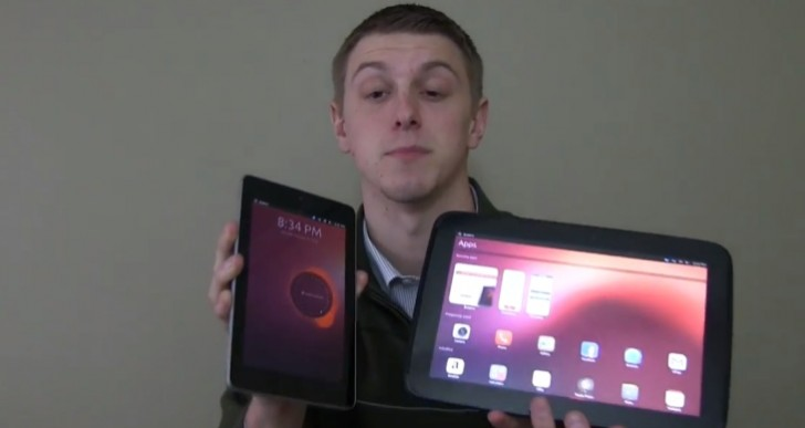 Ubuntu Touch for tablets on Nexus 10, Xperia Tablet Z