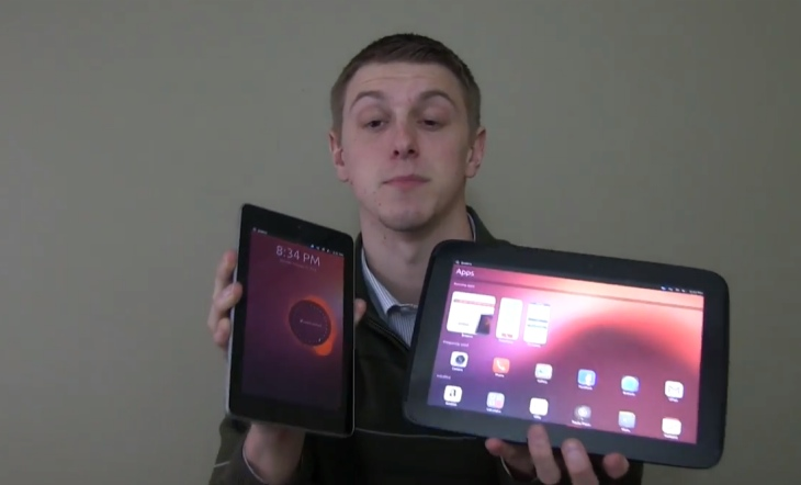 Ubuntu Touch for tablets on Nexus tablets