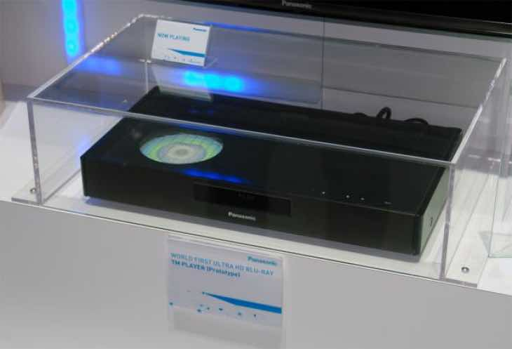 Ultra HD Blu-ray player models