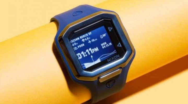 Ultratide Surf Watch is another smartwatch for surfers