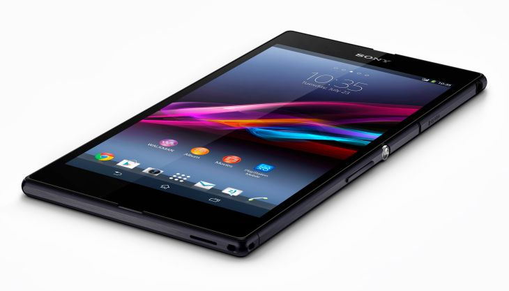 Unboxing the Sony Xperia Z Ultra