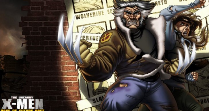 Uncanny X-Men: Days of Future Past release still eludes