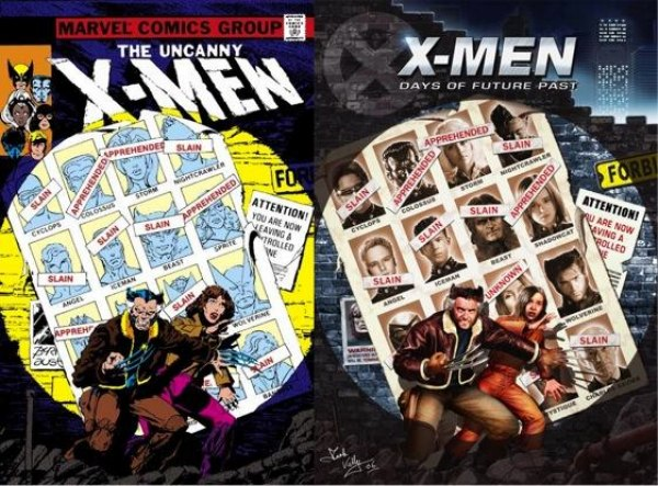 Uncanny X-Men- Days of Future Past