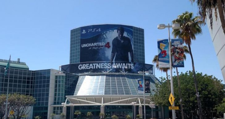 Uncharted 4 banner hypes E3 2015 countdown