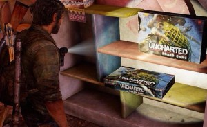Uncharted board game easter egg in The Last of Us