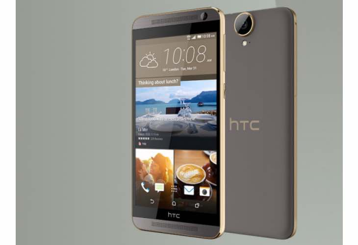 Uninspired HTC One E9+ design good for Galaxy Note 5