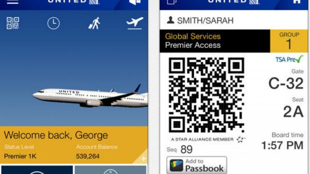 United Airlines iOS app update, not just for 7 1 1 – Product Reviews Net