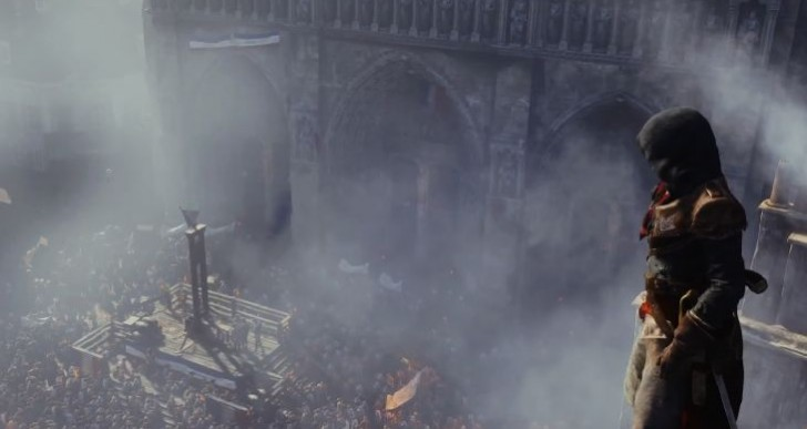 Ubisoft confirm Assassin's Creed 5 as Unity