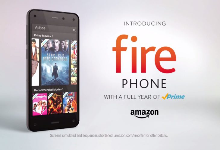 Unlocked Amazon Fire Phone price hits new low