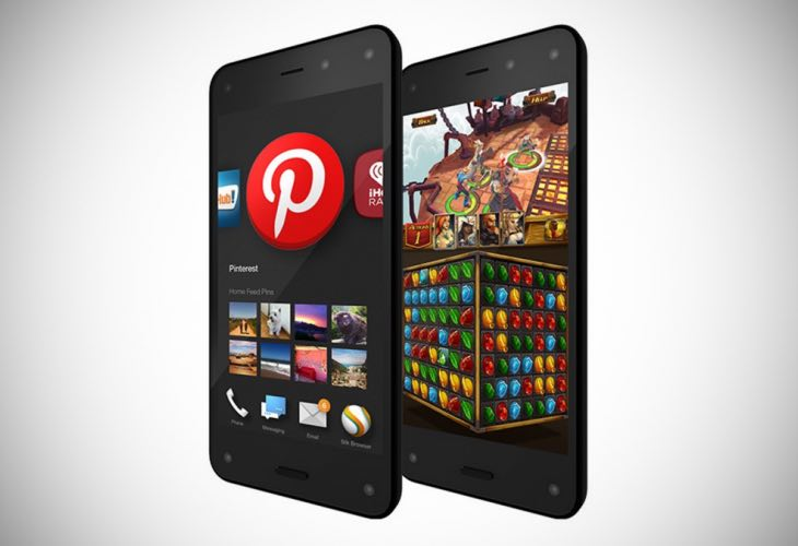 Unlocked Amazon Fire Phone