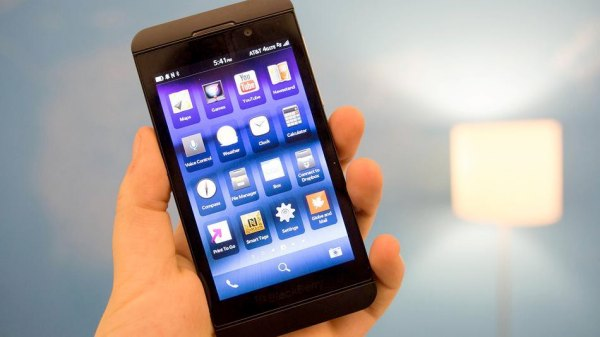 Unlocked BlackBerry Z10 available to US now, at a price