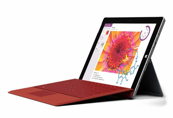 Unlocked LTE Surface 3 availability pending