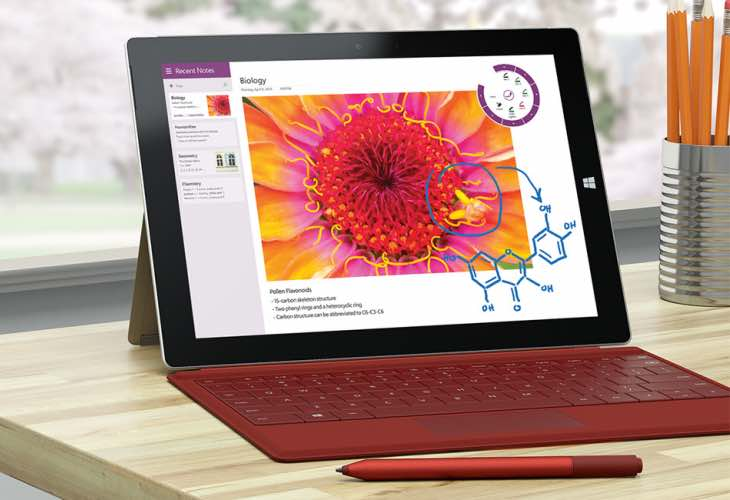 Unlocked LTE Surface 3