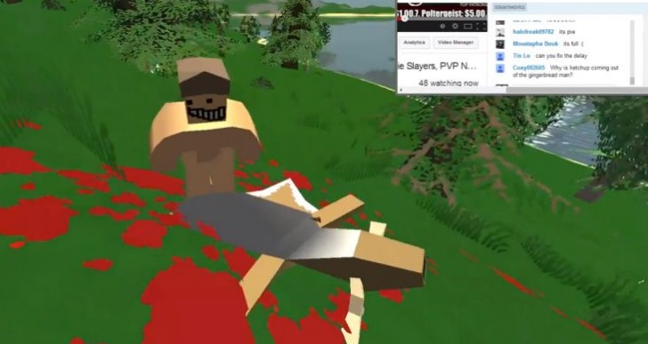 Unturned gameplay with server IP