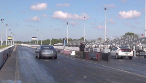 Unwarranted Tesla Model S vs. Chevy Volt video