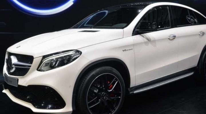 Upcoming Mercedes GLE Coupe vs. BMW X6 showdown
