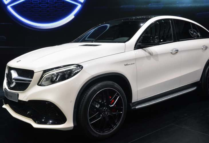 Upcoming Mercedes GLE Coupe vs. BMW X6 showdown