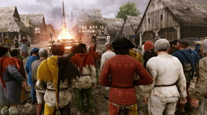 Upcoming Xbox One, PS4 RPG fuses Skyrim and Red Dead