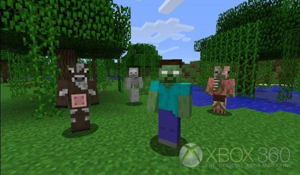 Update your Minecraft Xbox 360 skins in 4 days – Product ...