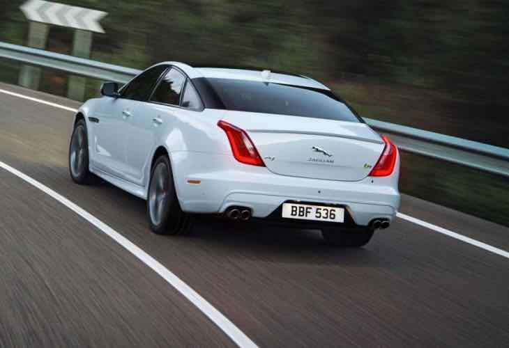 Updated 2016 Jaguar XJ revealed