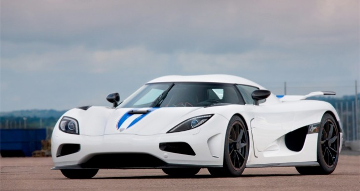 Used Koenigsegg cars for sale gets certified program