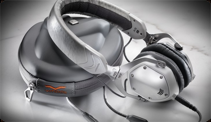 V-MODA XS headphones