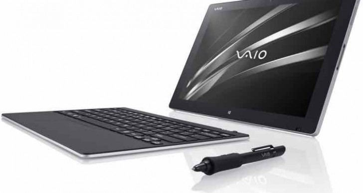 VAIO Z Canvas 2-in-1 price and shipping date