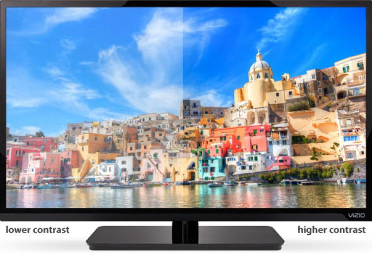 The VIZIO E500I-A1 LED TV offers surprising image quality for its price