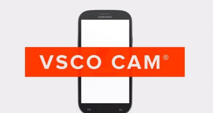 VSCO Cam Android app update to v2.0.1