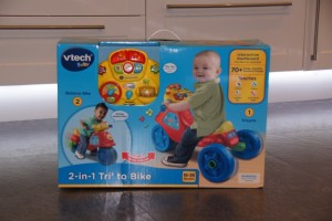 VTech Baby 2-in-1 Trike to Balance Bike Review