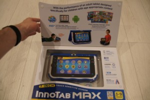 VTech Innotab 7-inch Max review reveals true kids tablet