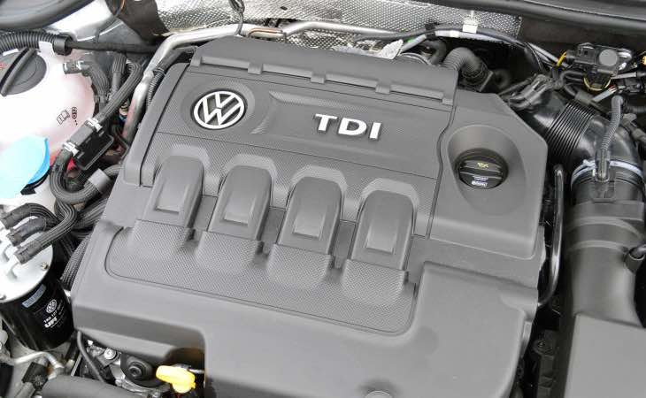 VW 1.6, 2.0 diesels repair procedure