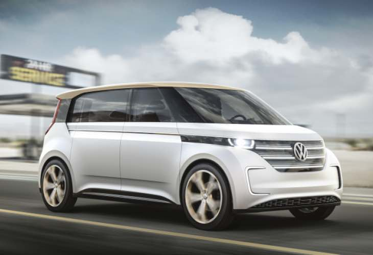 VW Budd-e release not yet feasible
