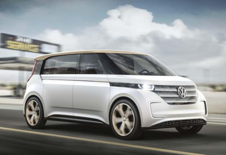 VW Budd-e release not yet feasible