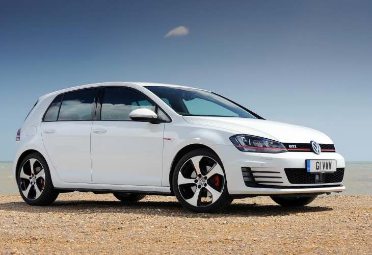 VW UK August incentives for Golf