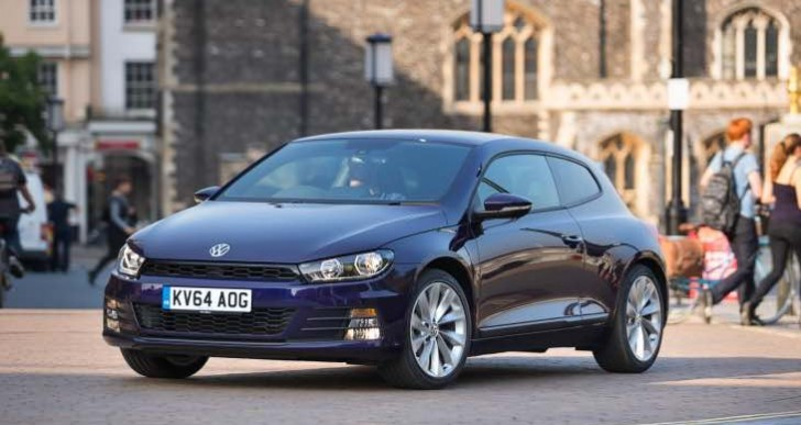 VW UK August incentives for Golf, Polo and Scirocco