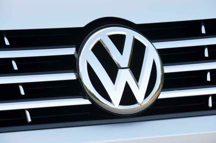 VW recall notice this week