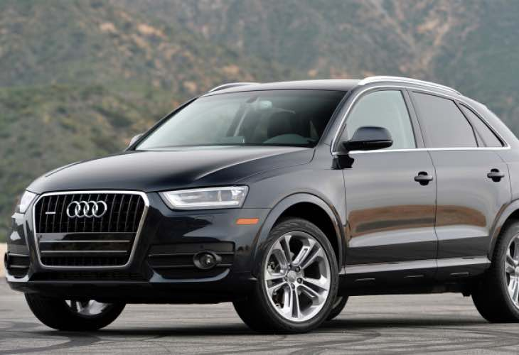 VW recalls Audi Q3 for strange reason