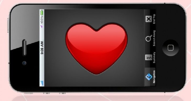 Valentine's Day 2014 apps for iOS & Android