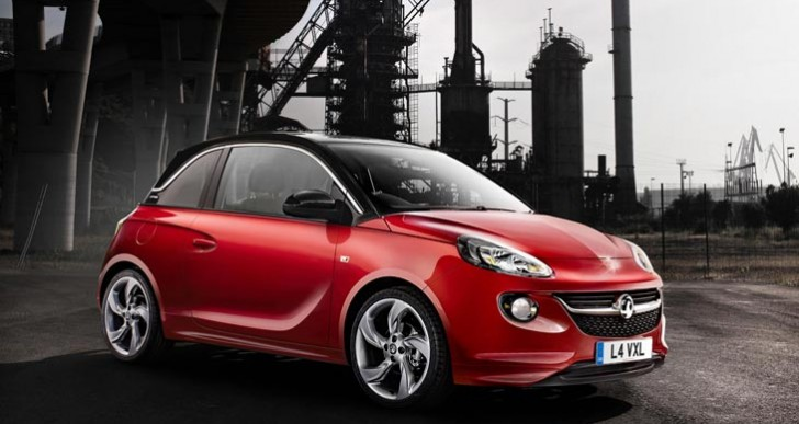 Vauxhall Adam review, plenty for price