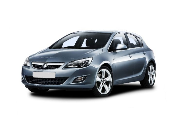 Vauxhall Astra UK price drops in half