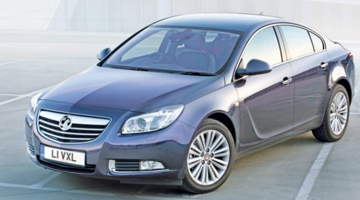 Vauxhall Insignia facelift focuses on price and interior