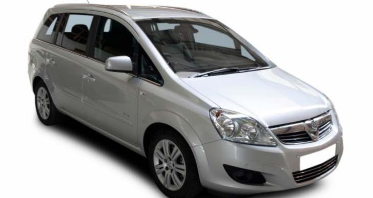 Vauxhall Zafira B recall update for December