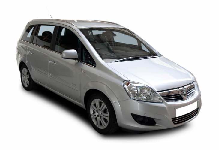 Vauxhall Zafira B recall update