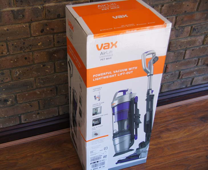Vax-Air-Lift-Pet-Max-U84-AL-Pme-Vacuum