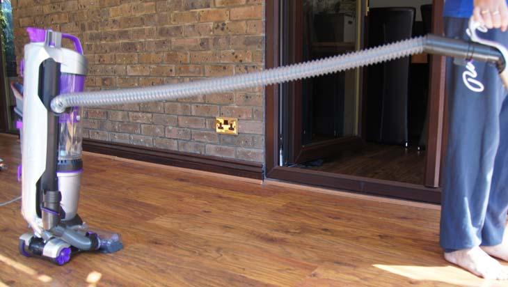 Vax-Air-Lift-Pet-Max-Vacuum-hose-length